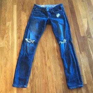 MAC Jeans GRACIA Modern Blue Denim Stretch blau comfort loose fit NEU